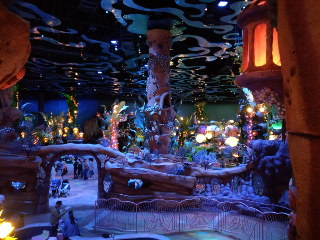 Tokyo Disneyland, Tokyo Disney Sea, traveling with kids, Family travel, Disney Themeparks, Mermaid Lagoon