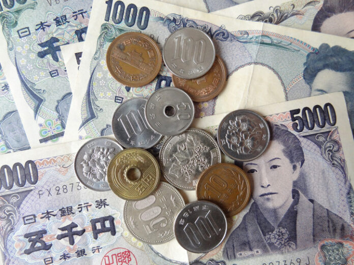 Currency, Japanese yen, money, cash is king in japan, traveling with kids, family travel, diapersonaplane, diapers on a plane