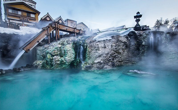 Famous Japanese Onsen in Tokyo