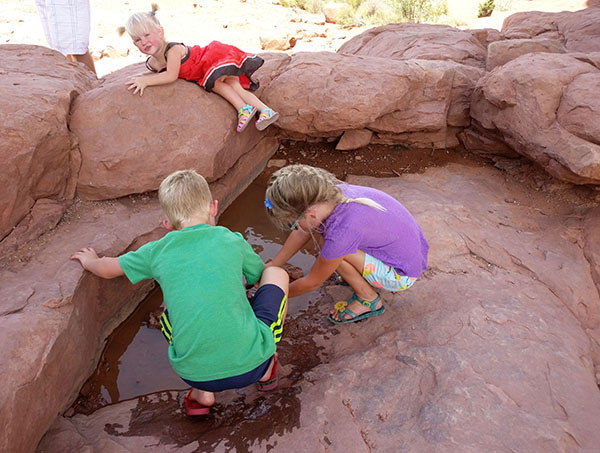 Arches National Park Hikes