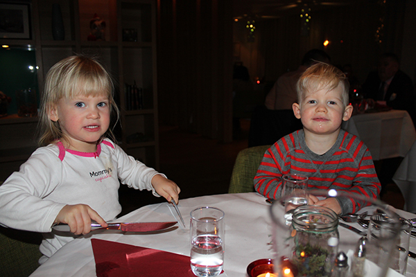 Satt Restaurant, Icelandair Reykjavik Natura Hotel, Christmas Buffet, Icelandic Christmas Dinner, diapersonaplane, Christmas in Iceland, diapers on a plane, traveling with kids, family travel, creating family memories