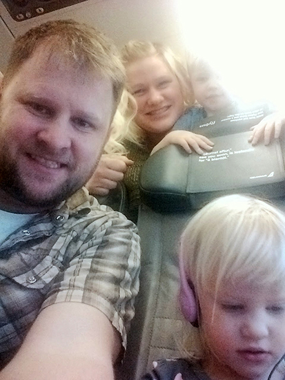 Icelandair, Flying to Iceland, Flying to Revkjavik, Flying to Keflavik, diapersonaplane, diapers on a plane, family travel, traveling with kids, creating family memories