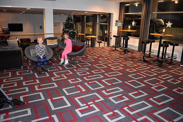 Scandic Hotel, Kirkenes, Breakfast Buffet Scandic, Hair on Fire, Snow, Winter in Norway, Norway, diapersonaplane, Diapers on a plane, creating family memories, family travel, traveling with kids, misadventures flying standby,