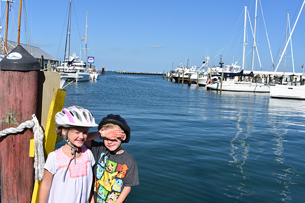 Key West, Florida, Florida Keys, Key Lime Pie, Island Safari Rentals, Biking in Key West, Renting Bikes in Key West, Cruise, Disney Cruise, Port excursion, Family Bike Ride, diapersonaplane, diapers on a plane, creating family memories, traveling with kids, family travel