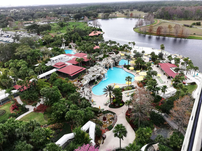 Hyatt Regency Grand Cypress Resort, family hotel, orlando, florida, walt disney world, vacation, traveling with kids