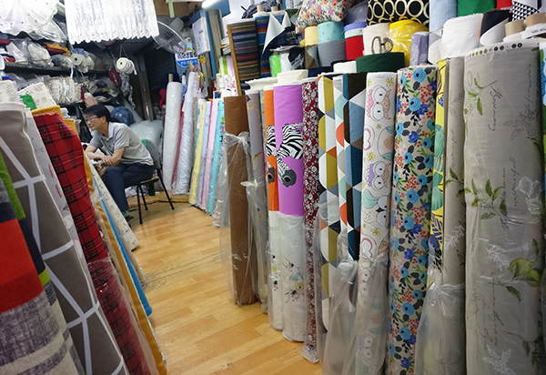 Korean Fabric