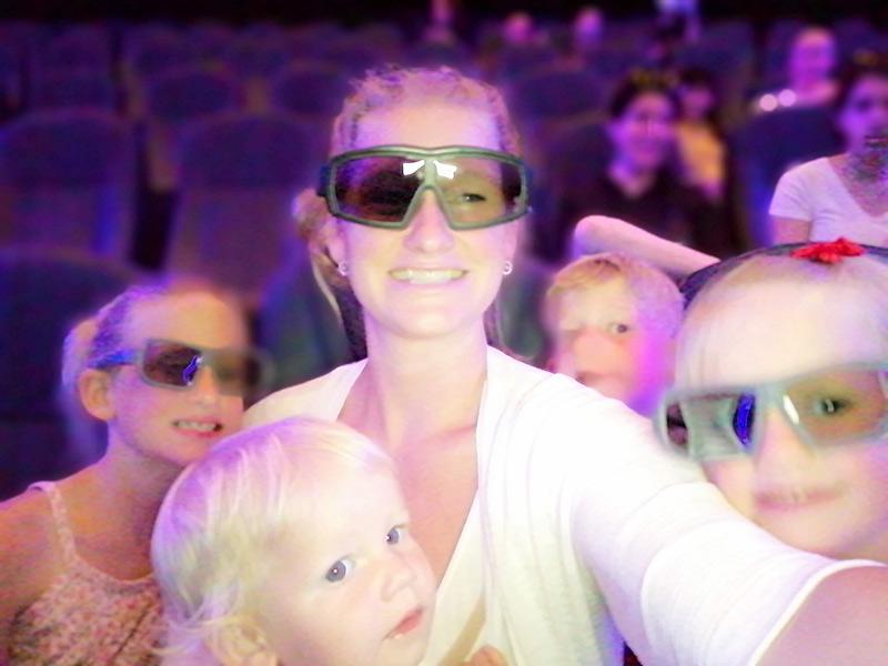 IMAX theater Miraflores Lockes